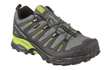Salomon Men's X Ultra GTX tt/asphalt/organic green